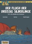 Cover-Bild zu Van Hamme, Jean: Blake und Mortimer 16: Der Fluch der dreißig Silberlinge, Teil 1