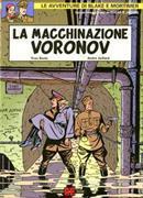 Cover-Bild zu Jacobs, Edgar P.: La macchinazione Voronov
