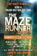Cover-Bild zu The Maze Runner Series Complete Collection (Maze Runner) (eBook) von Dashner, James