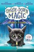 Cover-Bild zu Mlynowski, Sarah: Upside-Down Magic 02. Sticks & Stones