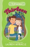 Cover-Bild zu Myracle, Lauren: Thirteen