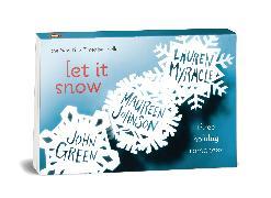 Cover-Bild zu Green, John: Penguin Minis: Let It Snow