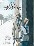 Cover-Bild zu Kuhlendahl, Susanne: Der Tod in Venedig