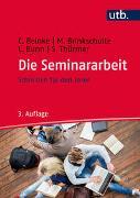 Cover-Bild zu Die Seminararbeit