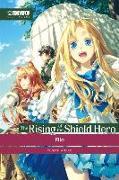 Cover-Bild zu Aneko, Yusagi: The Rising of the Shield Hero Light Novel 02