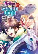 Cover-Bild zu Kyu, Aiya: The Rising Of The Shield Hero Volume 13: The Manga Companion