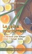 Cover-Bild zu Robin, Thierry: Le jeûne intermittent
