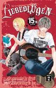 Cover-Bild zu Aoki, Kotomi: Liebeslügen 15