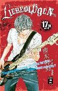 Cover-Bild zu Aoki, Kotomi: Liebeslügen 17