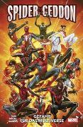 Cover-Bild zu Gage, Christos N.: Spider-Geddon
