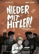 Cover-Bild zu Voit, Jochen: Nieder mit Hitler!