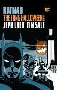 Cover-Bild zu Loeb, Jeph: Batman: The Long Halloween Deluxe Edition