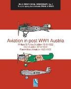 Cover-Bild zu Humberstone, Richard: Aviation in post WW1 Austria