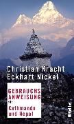 Cover-Bild zu Gebrauchsanweisung für Kathmandu und Nepal (eBook) von Kracht, Christian