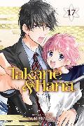 Cover-Bild zu Shiwasu, Yuki: Takane & Hana, Vol. 17