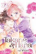 Cover-Bild zu Shiwasu, Yuki: Takane & Hana, Vol. 7
