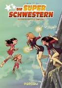 Cover-Bild zu Cazenove: Die Superschwestern 02