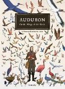 Cover-Bild zu Grolleau, Fabien: Audubon, On the Wings of the World
