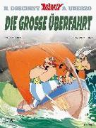 Cover-Bild zu Goscinny, René: Die große Überfahrt