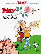 Cover-Bild zu Uderzo, Albert: Asterix und Maestria