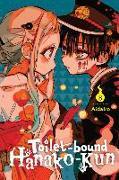 Cover-Bild zu AidaIro: Toilet-bound Hanako-kun, Vol. 8