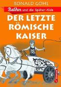 Cover-Bild zu Baldur und die Späher-Kids von Gohl, Ronald
