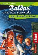 Cover-Bild zu Baldur und die BLS-Kids 2: Der rätselhafte Fünfzack (eBook) von Gohl, Ronald
