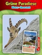 Cover-Bild zu Natur Quartettspiel von Gohl, Ronald