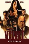 Cover-Bild zu Ed Brubaker: Velvet Volume 1
