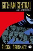 Cover-Bild zu Rucka, Greg: Gotham Central