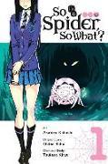 Cover-Bild zu Baba Okina: So I'm a Spider, So What? Vol. 1 (manga)