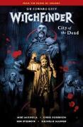 Cover-Bild zu Mignola, Mike: Witchfinder Volume 4: City of the Dead