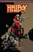 Cover-Bild zu Mignola, Mike: Hellboy: The Complete Short Stories Volume 1