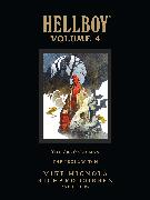 Cover-Bild zu Mignola, Mike: Hellboy Library Volume 4: The Crooked Man and The Troll Witch