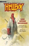 Cover-Bild zu Golden, Christopher (Hrsg.): Hellboy 2 - Eine offene Rechnung