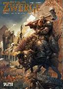 Cover-Bild zu Jarry, Nicolas: Die Saga der Zwerge 04. Oösram von den Wanderern