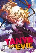 Cover-Bild zu Tojo, Chika: Tanya the Evil 07