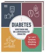 Cover-Bild zu Diabetes verstehen und die Lebensqualität erhalten von Walker, Rosemary