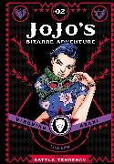 Cover-Bild zu Araki, Hirohiko: JoJo's Bizarre Adventure: Part 2--Battle Tendency, Vol. 2
