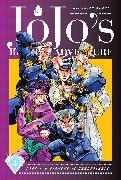 Cover-Bild zu Araki, Hirohiko: JoJo's Bizarre Adventure: Part 4--Diamond Is Unbreakable, Vol. 4