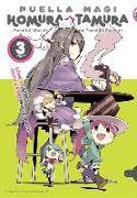Cover-Bild zu Magica Quartet: Puella Magi Homura Tamura, Vol. 3