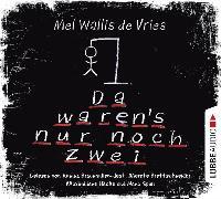 Cover-Bild zu Da waren's nur noch zwei von Vries, Mel Wallis de