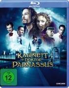 Cover-Bild zu Gilliam, Terry: Das Kabinett des Doktor Parnassus