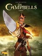 Cover-Bild zu Munuera, José: Die Campbells 1: Inferno