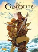 Cover-Bild zu Munuera, Jose Luis: Die Campbells 3: Entführt!