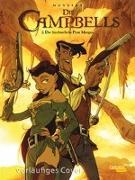 Cover-Bild zu Munuera, Jose Luis: Die Campbells 2: Der fürchterliche Pirat Morgan
