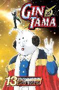 Cover-Bild zu Sorachi, Hideaki: Gin Tama, Vol. 13