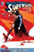 Cover-Bild zu Nelson, Michael Alan: Supergirl Vol. 4: Out of the Past (The New 52)