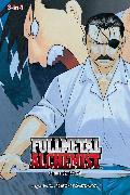 Cover-Bild zu Arakawa, Hiromu: Fullmetal Alchemist (3-in-1 Edition), Vol. 8