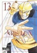 Cover-Bild zu Arakawa, Hiromu: The Heroic Legend of Arslan 13